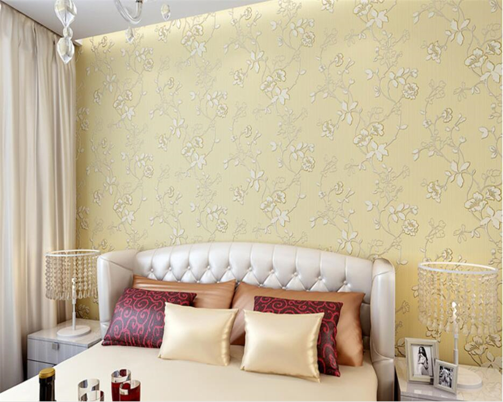Beibehang Modern 3D Embossed TV Background mural Wallpaper roll Desktop Wallpaper for living room papel de parede para quarto