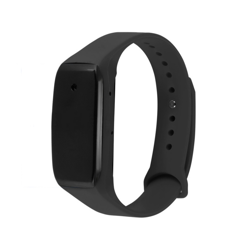 K18 Smart Bracelet with HD 1080P Mini Camera Wristband 14.2 Million Pixels Lens Camera Micro Cam