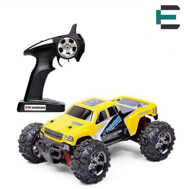RC Автомобиль 1/24 2.4 ГГц Высокая Скорость 4WD Off Road Racer РТР RC Двигателей Привод Модель Автомобиля Внедорожник Игрушки SUBOTECH BG1510B/C
