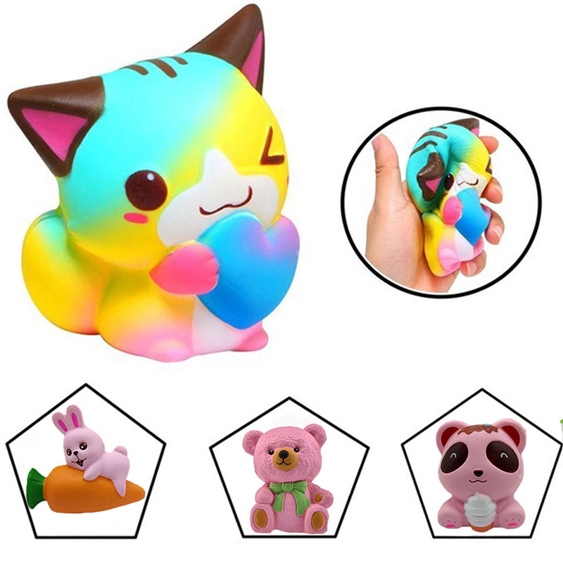 Hot Sale Squishy Mini Lovely Present Ball Baseball Basketball Rising Kids Squeeze Toys Squishies Visqueux Funny Gift Toys #vb20 Less Expensive Welding & Soldering Supplies