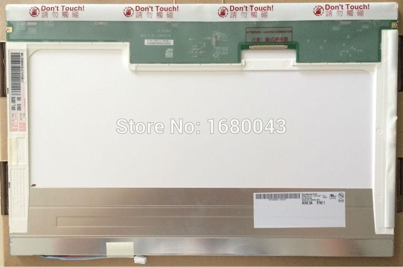 B170PW07 V.0 17.0 2 CCFL Laptop LCD SCREEN PANEL NEW