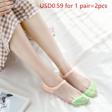 Lovely Cute Fashion Women Vintage Lace Ruffle Frilly Ankle Socks Lady Princess Girl Favorite 5 Color Available Lace Socks(China)