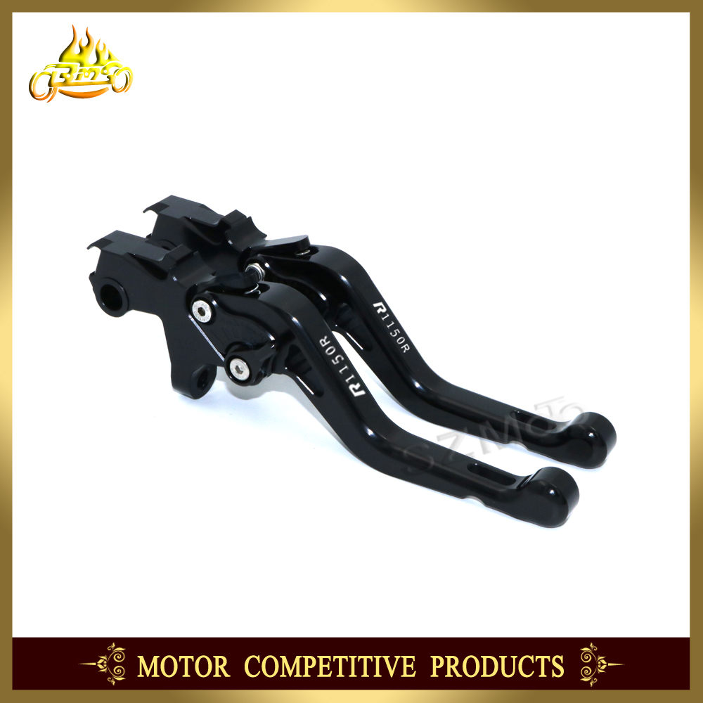 Adjustable Short New Style Brake Clutch Lever Aluminum Motorcycles Accessories For BMW R1150R R1150 R 2000