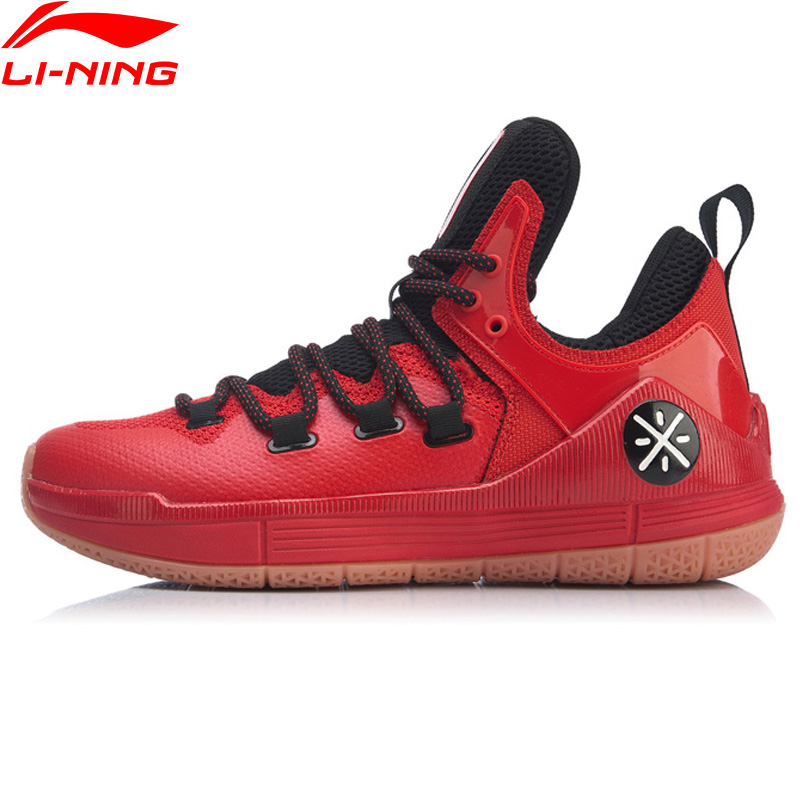 Li Ning Men Wade Series THE 6TH 2019 Professional Basketball Shoes Cushion Breathable LiNing CLOUD Sport