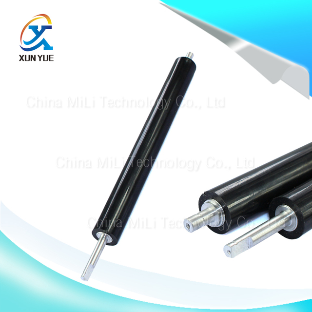 4Pcs/Lot For HP 3015 P3015 OEM New Lower Fuser Pressure Roller LaserJet Printer Supplies On Sale