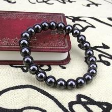 Women's Beautiful Beaded Bracelet with Hematite Beads
