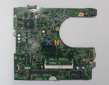 for Dell Inspiron 15 3558 CN-098D3F 98D3F 98D3F i5-5200U PWB:1XVKN N16V-GM-B1 Laptop Motherboard Mainboard Tested