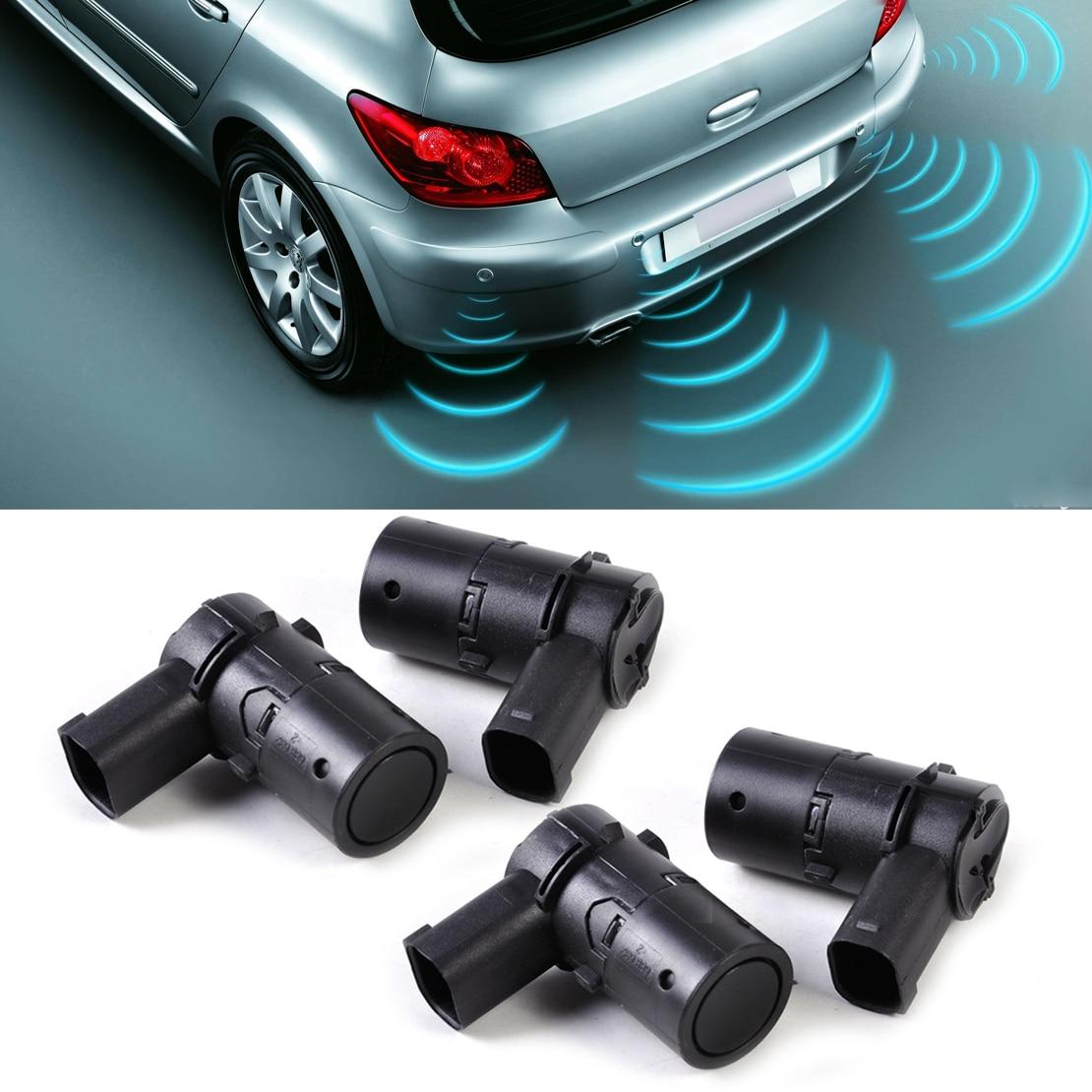 DWCX 30765108 30668100 30668099 4pcs PDC Parking Sensor Fit for Volvo S80 S60 V70 XC70 C70
