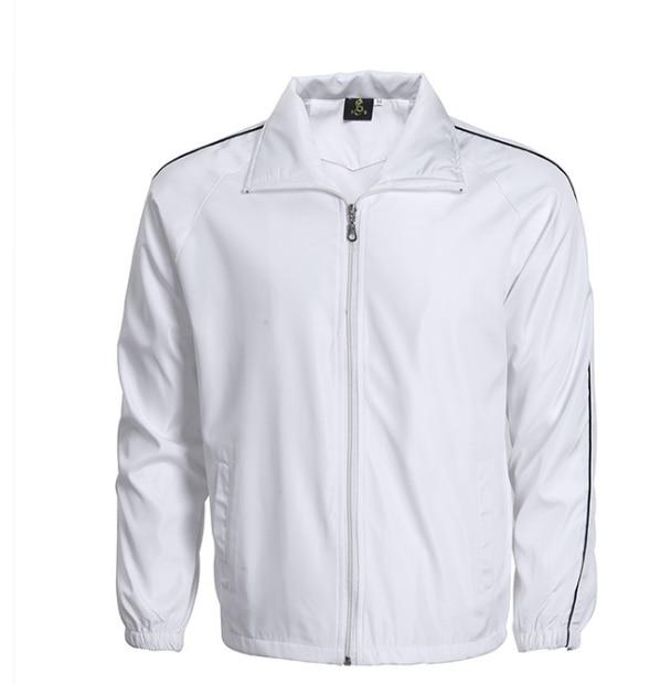 2018 NEW zip zip jacket mountaineering jacket windbreaker anti cold suit