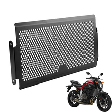 Motorcycle Radiator Grille Grill Protective Guard Cover Perfect For YAMAHA MT07 MT 07 FZ07  FZ 07 2014 2015 2016 2017 2018