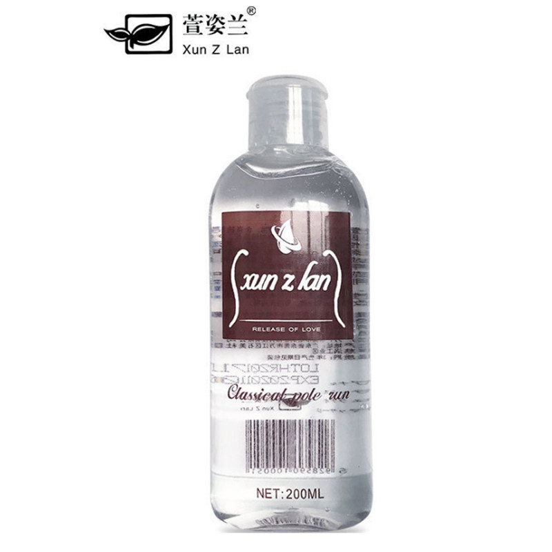 200ML Water-soluble Lubricants Easy To Clean lubricants oil gay anal sex lubricant Vagina massage oil Adult Sex product(China)