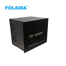 FOLAIDA 32 in 16 out HDMI Matrix switch rs232 32x16 support universal EDID 8U splitter HDMI matrix  06