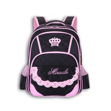 School Bags Backpacks For Girls and Boys Schoolbag Backpack Mochila Children Kids Baby's Waterproof