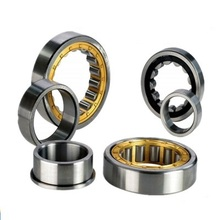 Gcr15 NU1007 EM or ECM N1007 Brass Cage (35x62x14mm) Cylindrical Roller Bearings ABEC-1,P0