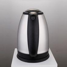 Бытовая техника Бытовая 2.0L Нержавеющей Стали Электрический Чайник Автоматическое Выключение Функция Быстрого Нагрева Серебряная Вода Отопление Чайник