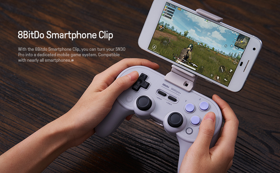 SN30 pro plus Official 8BitDo SN30 PRO+ Bluetooth Gamepad Controller with Joystick for Windows Android macOS Nintendo Switch 19