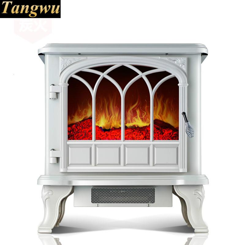 Home heating fireplace heater energy-saving electric LED display heaters hearth