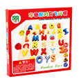 Free shipping Kids Letter matching and flight chess, Baby wooden toy, Figure puzzles toy/Gift