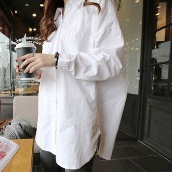 da7ee7670e764c6 Новые весенне-летние рубашки для беременных больших размеров, свободные женские  рубашки, рубашки для беременных, блузки для беременных