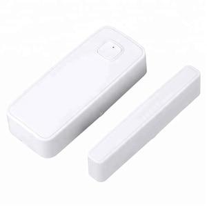 Image 3 - Tuya Smart Life Wifi Smart Door Window Sensor Detector Smart Home Security Works With Alexa Google Home Assistant