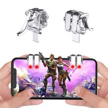 Mobile Game Controller Gamepad Claw Phone Aim Controller