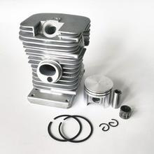 38 มม.แหวนลูกสูบเข็มชุดแบริ่งสำหรับ STIHL MS180 MS 180 018 Chainsaw