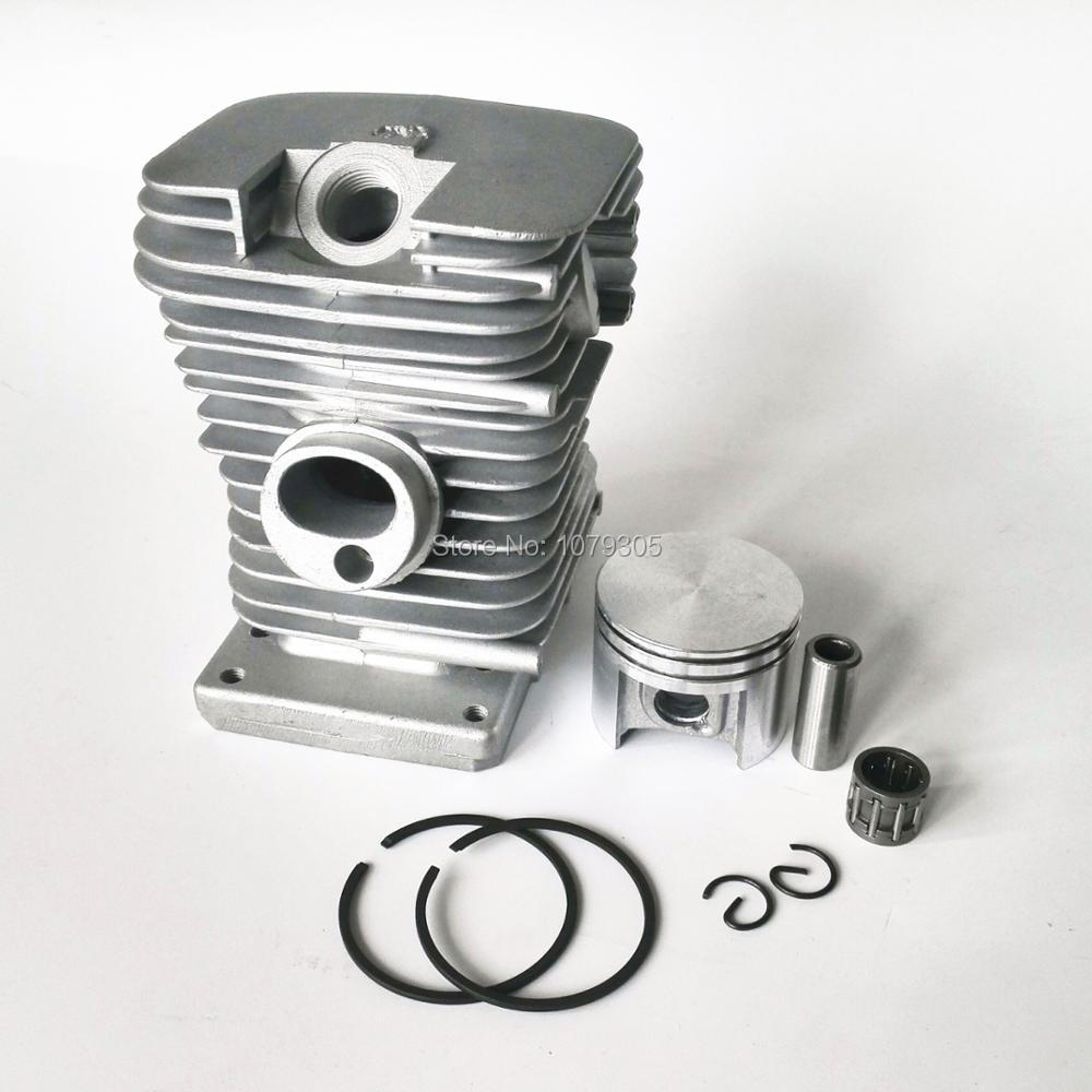 38mm Cylinder Piston Rings Needle Bearing Kit For STIHL MS180 MS 180 018 Chainsaw бензопила stihl ms 180 c be 14