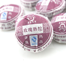 Выросли эр, юньнань вкус чай, пуэр пу кофе похудения китайский зеленый