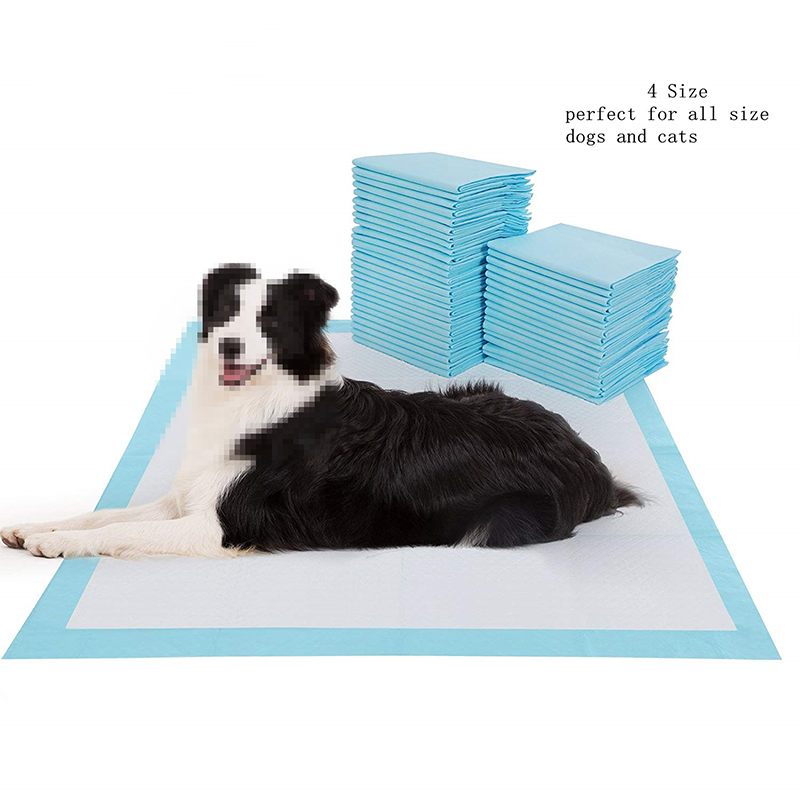Pet Pee Pads Training Habbits Super Absorbent & Leak-Free Large Dog Puppy Pad Pee Pad For Pet Dog Diaper Grooming 5 Sizes