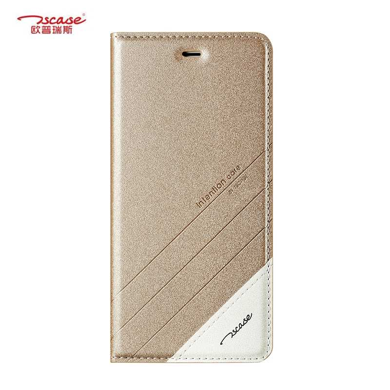 Tscase Cover for Huawei Honor 9 Case Magnetic Flip PU Leather Stand Cover Honor 9 Phone Case Shockproof Protective Shield