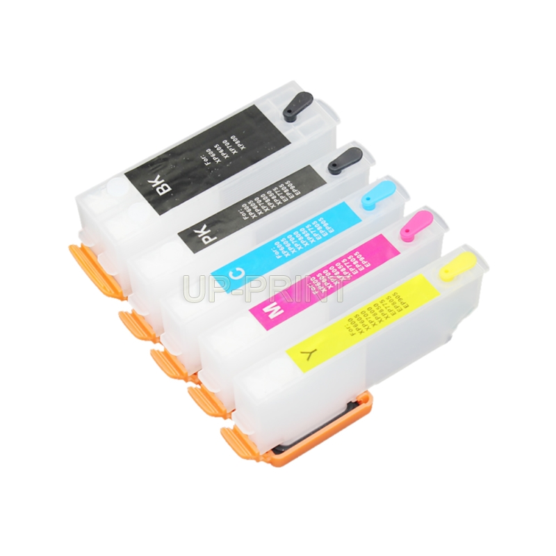 UP 10sets T3351 33XL Refillable Ink Cartridge for XP530 XP 630 XP830 XP635 XP540 XP640 XP