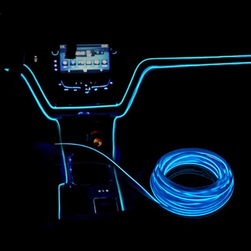 Marvelous Detail Feedback Questions About Jurus 3 5 Meters Flexible Car Neon Wiring Digital Resources Funapmognl