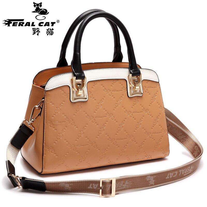 Feral Cat 2018 New Trendy handbag handbag manufacturers professional distribution wholesale shop dealers