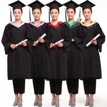 Unisex academic dress Bachelor Clothing Bachelor Bachelor Clothing Agricultural Science Technology graduate Bachelor clothing