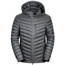 2017 White Duck Down Jacket Men Autumn Winter Warm Coat Men's Ultralight Duck Down Jacket Male Windproof Parka