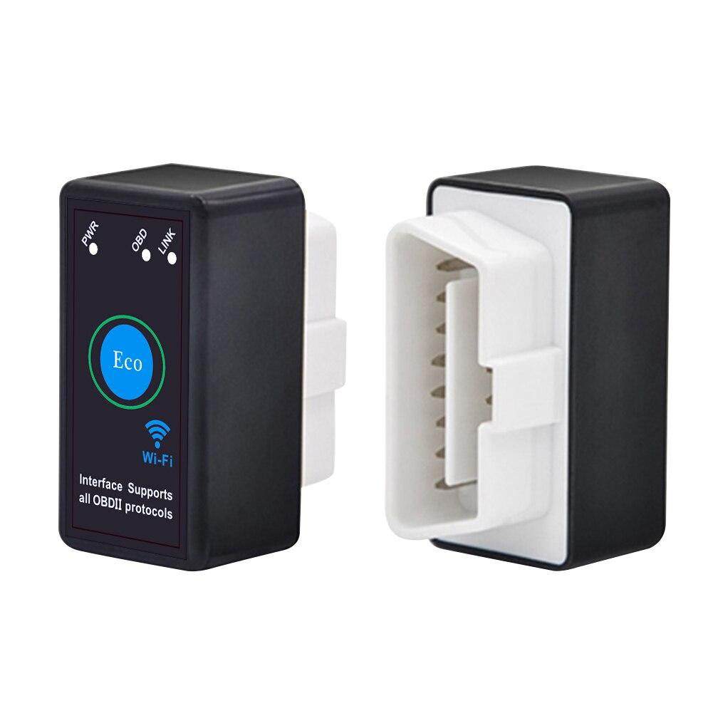2019 heißer ELM327 OBDII OBD2 V1.5 WiFi Auto Diagnose Drahtlose Scanner Tool Auto Zubehör ELM327 V1.5 M8617