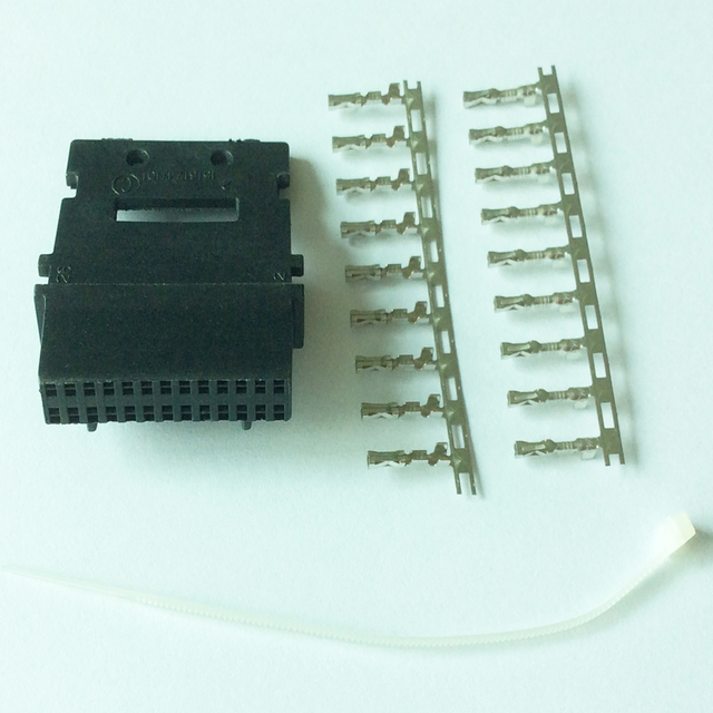 5Sets X Rear Accessory Connector For Motorola PMLN5072A Accessories