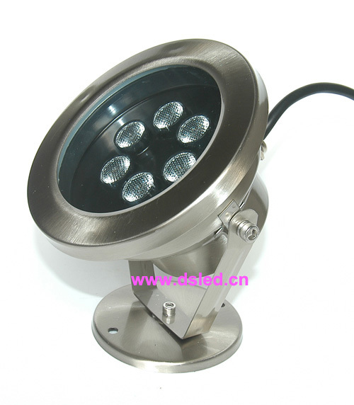12W Underwater Light MAGT Led Underwater Light RGB Outdoor Waterproof Super Bright Colorful Fountain Spotlight for Aquarium Fountains