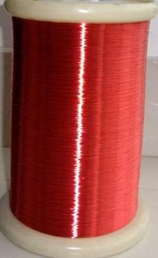 ilmainen toimitus Polyuretaani emaloitu Wire Copper Wire emaloitu korjaus 0,25mm * 50m / kpl QA-1-155