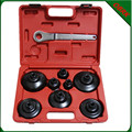 9PCS Oil Filter Socket Wrench Set ENGINE OIL SPACE WRENCH Removal Tool