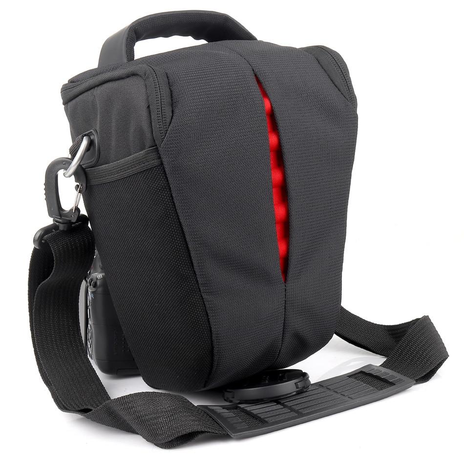 Camera Case Bag For Canon EOS 200D 100D 1100D 1200D 1300D M100 M10 M6 M5 M3  M2 For PowerShot G1 X Mark III SX60 SX540 HS G5X G3X