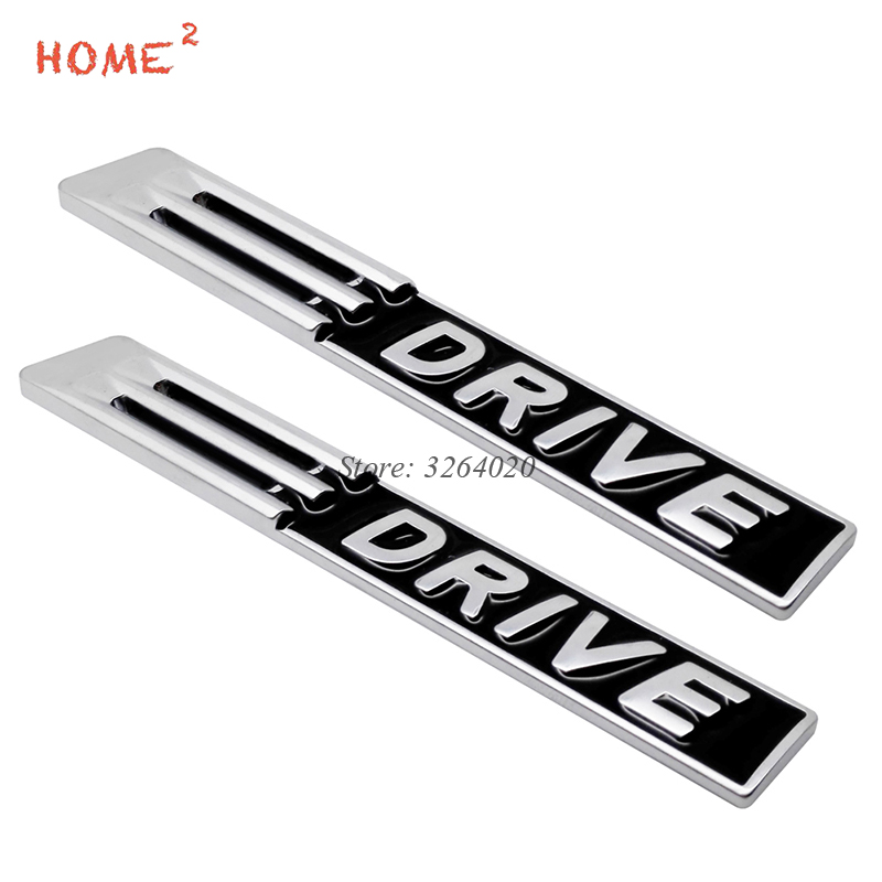 цена на Car-styling 3D Metal Badge Stickers for Matt EDRIVE E DRIVE Logo Auto Emblem Decals Decor for BMW 1 3 5 7 Series X5 E46 E39 F10
