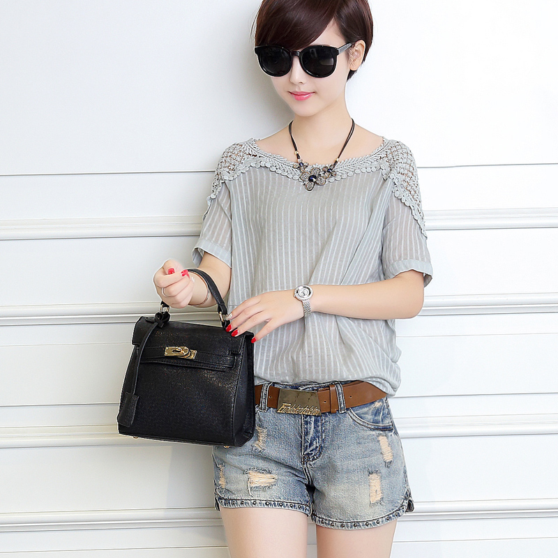 RS02 Fashion trend new style women's   shorts   classic version B244