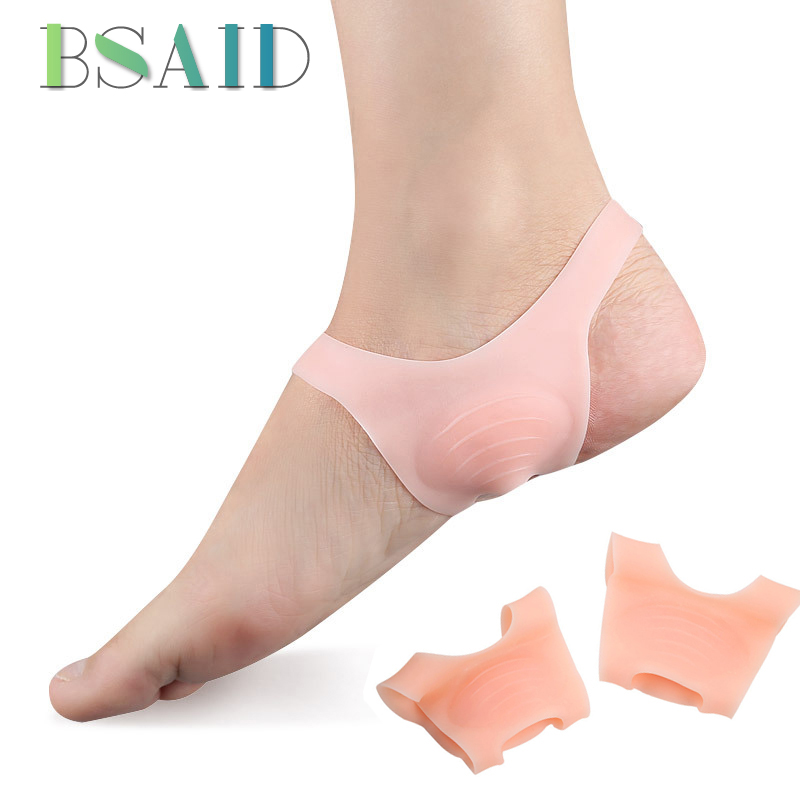 BSAID Inserts Silicone Orthotics Insoles Bandage Heel Correction For Varus Valgus Corrector 'O' Leg Orthopedic Braces Foot Pads o x leg correction half insoles inner outer eight foot orthopedic correction silicone heel pad for men women 5 pairs lot vc3550