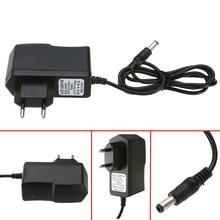 1pc EU Power Supply Adapter 500mA 9W AC 100-240V DC 9V 0.5A Power Supply Converter Adapter EU