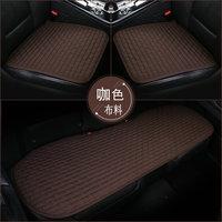 High end Interior Accessories flax fiber Car Seat Covers for rav4 hyundai solaris skoda octavia a5 citroen c3 ix35 toyotarav4
