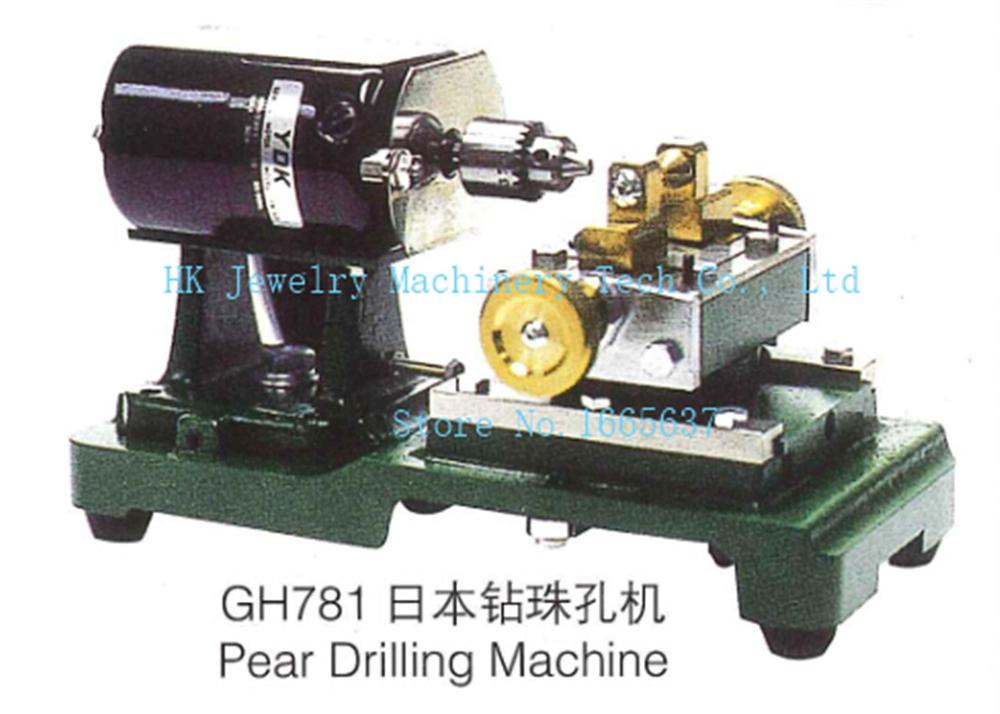 Beads pearl Drilling Machine Drilling Holing Machine for Pearl Pearl Driller With YDK Motor