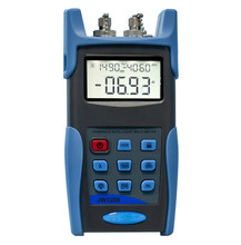 QIALAN Optical Multi Meter (Light Source & Power Meter in 1 Device), Optical Insertion Loss Tester