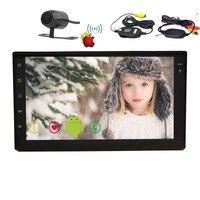 APP GPS Stereo Android 5 1 Car Radio WiFi Autoradio USB In Dash CD Navigation Capacitive