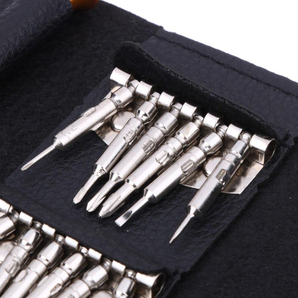 Professional 25 in 1 Kit di strumenti di apertura di riparazione - Set di attrezzi - Fotografia 6